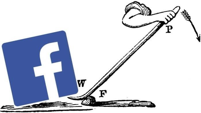 leverage facebook