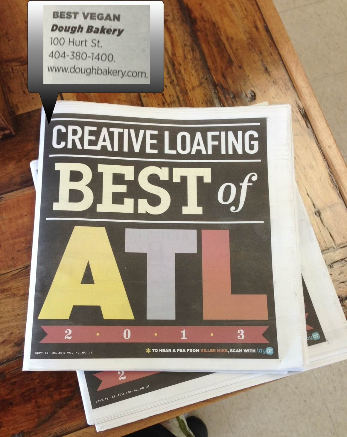 creative loafing best of atl 2013 issue
