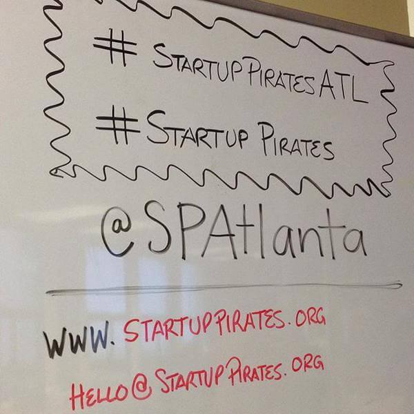 board at startup pirates atlanta