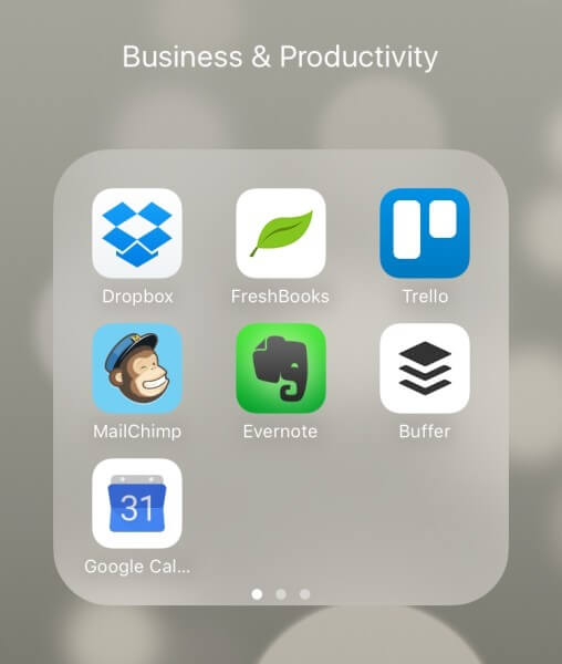 free mobile apps for productivity